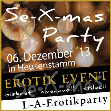 Exclusive Sexparty 08.11.13
